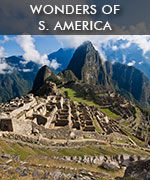 Wonders of South-America