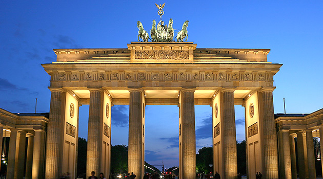 Brandenburg Gate - Germany
