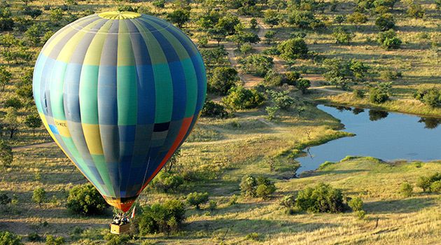Hot Air Balloon - South Africa