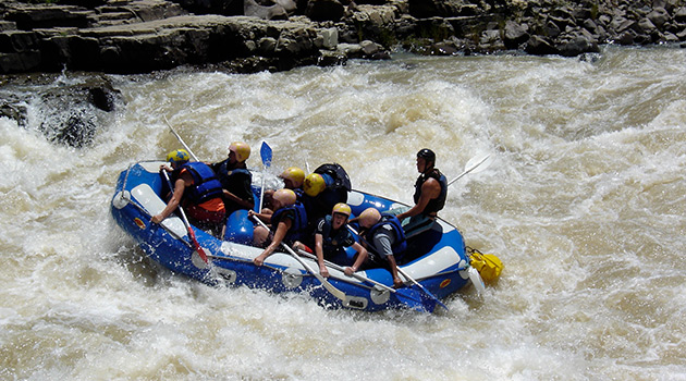 River Rafting - South Africa